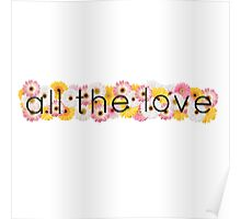 All the Love 1 Poster