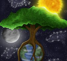 Mother Earth by ChaosCanine