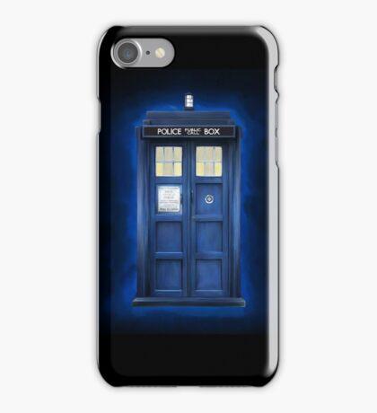 Tardis II iPhone Case/Skin