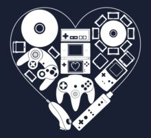 Nintendo Love Kids Tee