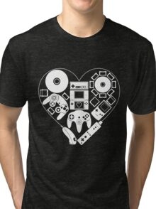 Nintendo Love Tri-blend T-Shirt