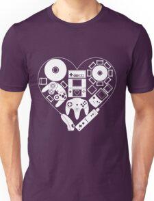 Nintendo Love Unisex T-Shirt