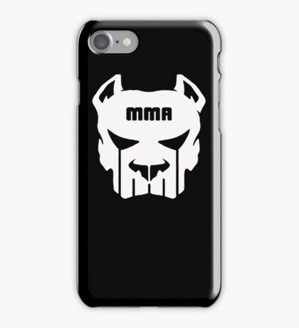 MMA FIGHTING  iPhone Case/Skin