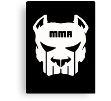MMA FIGHTING  Canvas Print