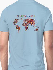 Blooming World Unisex T-Shirt