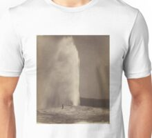 Yellowstone - Old Faithful  Unisex T-Shirt