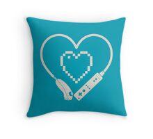 Wii Love Throw Pillow