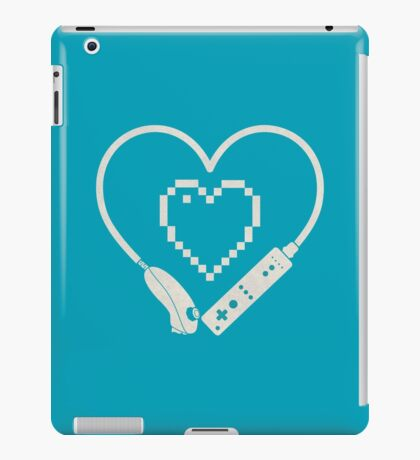 Wii Love iPad Case/Skin