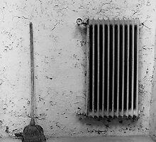 Broom and Radiator by pmreed