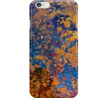 Pilbara Rock Abstract iPhone Case/Skin