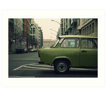 Wandering : Berlin 2 Art Print