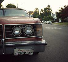 8000 miles USA : Pasadena by Jeremy  Barré