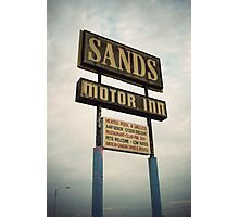 8000 miles USA : On the road 1 Photographic Print