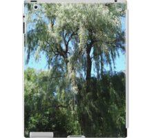 Willow trees iPad Case/Skin