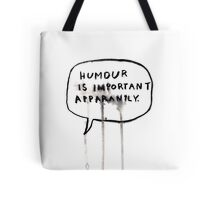 APPARANTLY Tote Bag