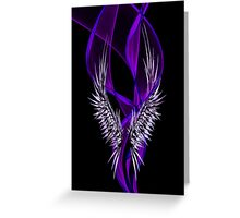 The Wings of Daedalus Greeting Card