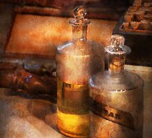 Apothecary - Special Medicine  by Mike  Savad
