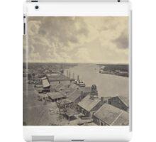 Savannah - Georgia  iPad Case/Skin