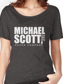Michael Scott Paper Company Women's Relaxed Fit T-Shirt