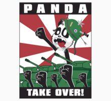 Panda Take Over by DerekMit
