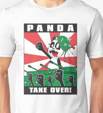 Panda Take Over Unisex T-Shirt