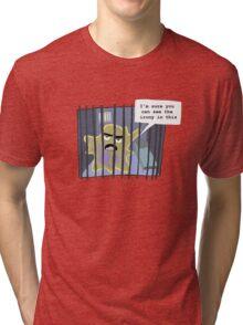 Cell Tri-blend T-Shirt