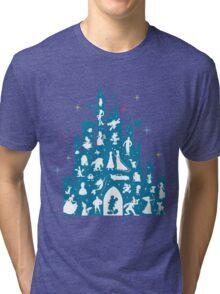Most Magical Castle Tri-blend T-Shirt
