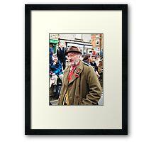 War Weekend at Pickering UK 3 'Greengrass' Framed Print