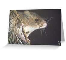 Anne's Mouse Greeting Card