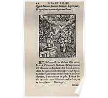 Contemplation Life and Passion Our Lord Jesus Christ Albrecht Durer 1557 0036 Poster
