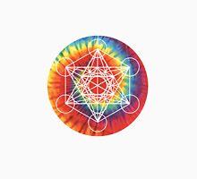 Metatron's Cube (tie-dye) Unisex T-Shirt