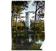 The Bell Tower at Furman University Poster
