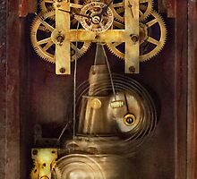 Clockmaker - The Mechanism  by Mike  Savad