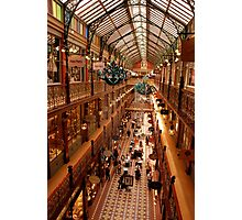 the strand arcade, sydney Photographic Print