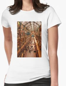 the strand arcade, sydney Womens Fitted T-Shirt