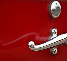 1928 Rolls Royce Door Handle by Jill Reger