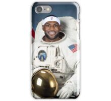 Lebron James Astronaut iPhone Case/Skin