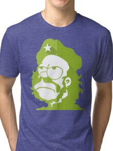Che Homer Tri-blend T-Shirt