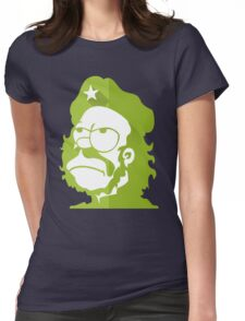 Che Homer Womens Fitted T-Shirt