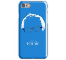 Bernie 2016 (Detailed Hair & Glasses) iPhone Case/Skin