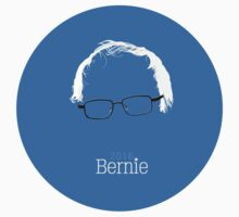 Bernie 2016 (Detailed Hair & Glasses) T-Shirt