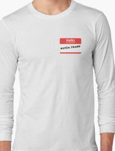 Ryden Trash Long Sleeve T-Shirt