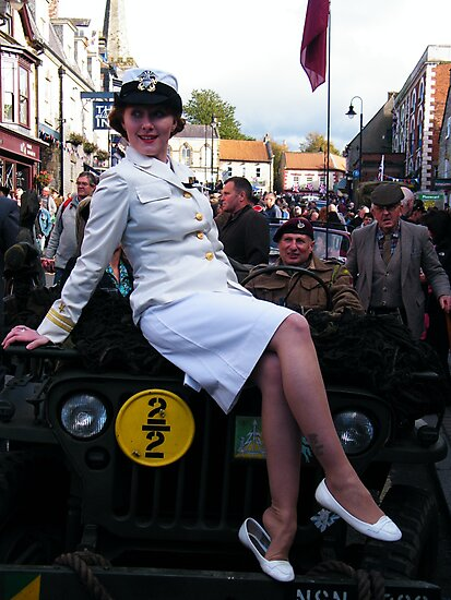 War Weekend at Pickering UK 9 by TREVOR34