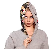 Cara Delevingne | Bathing APE | Model  by HeightsC