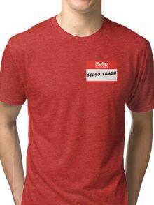 Beebo Trash Tri-blend T-Shirt