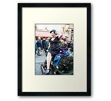 War Weekend at Pickering UK 12 Framed Print