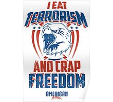 Crap Freedom Poster