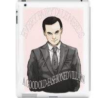 Villain iPad Case/Skin