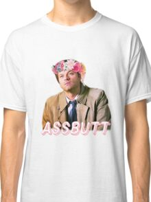 Castiel Assbutt Flower Crown Classic T-Shirt