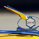 1934 Hudson Terraplane Hood Ornament 1 by Jill Reger